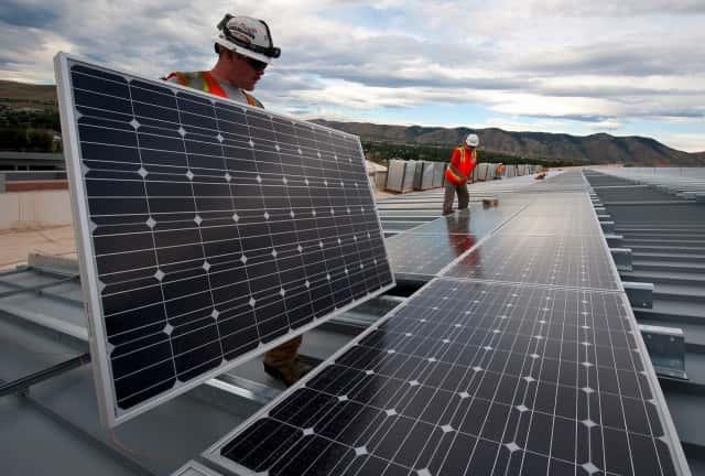 Instalator paneli słonecznych